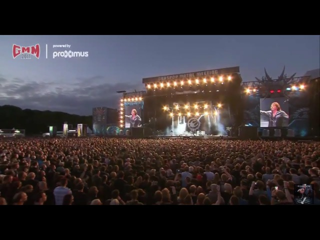 Europe The Final Countdown Live At Graspop Metal Meeting 2017