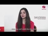 Евгения Медведева про Аниме - Evgeniya Medvedeva about Anime.mp4