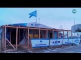 Где откроется самый большой каток в Тюмени?