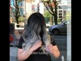 ВАУ, вот это цвет волос