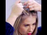 Лови идею крутой причёски на каре
