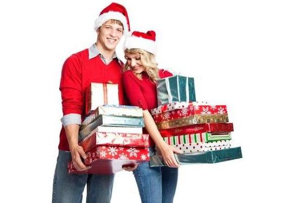 Подарки за покупки тема 9