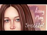 SPEEDPAINT || Anny May