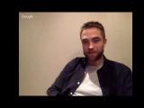 интервью Роба о его работе в «Хорошем времени» для Gold Derby.