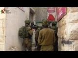les juifs en roue libre à Hébron ... ils pratiquent toutes les exactions