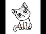 Мои гиф пиксельные рисунки