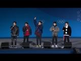 [Выступление] 180219 2PM @ 2018 PyeongChang Winter Olympic Headliner Show
