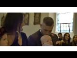 Конор МакГрегор на Крещении своего сына