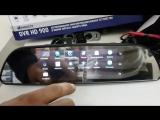 Видеорегистратор Зеркало 10 в 1_720p