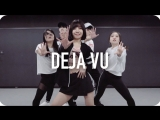 1Million dance studio Deja Vu - Beyoncé (ft. Jay-Z) / Beginners Class