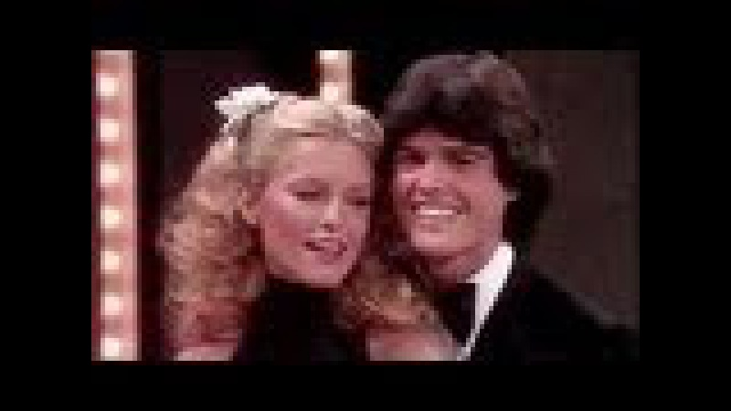 Donny Osmond Cheryl Ladd - I Just Want To Be Your Everything
