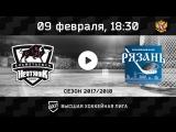 «Нефтяник Ал» Альметьевск - «ХК Рязань» Рязань