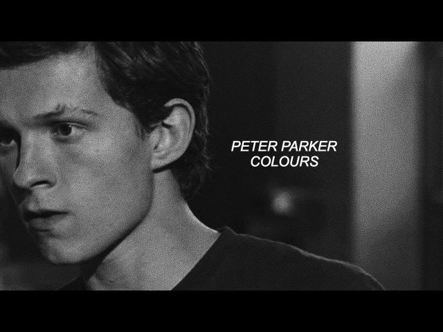 Peter parker colours