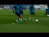 Реал Мадрид - Ювентус | За день до матча