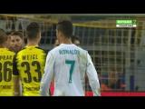 Cristiano Ronaldo Vs Borussia Dortmund Away 17-18 (26/09/2017) HD