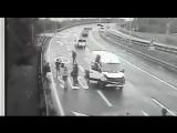 Trafic d'humains sur l'autoroute d'Anvers Belgique