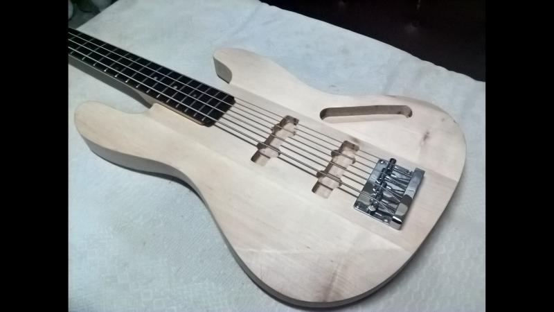 полуфабрикат jazz bass