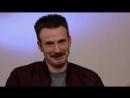 Интервью Криса для NY1 On Stage