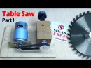 Table SAW 1 Automatic Lifting Table Saw Otomatik Tezgah Testere PART 1