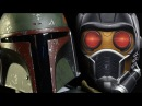 BOBA FETT Star Wars vs STAR-LORD Guardians of the Galaxy ALTERNATE ENDING