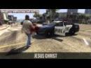 GTA 5 Супер приколы Приятных выходныхРжач в ГТА 5.