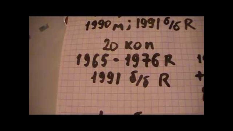 Выкуп монет СССР 1961-91. Список 102 редких монет. Деньги сразу!