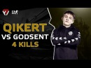 Qikert vs Godsent @IEM Katowice 2018 Qualifier