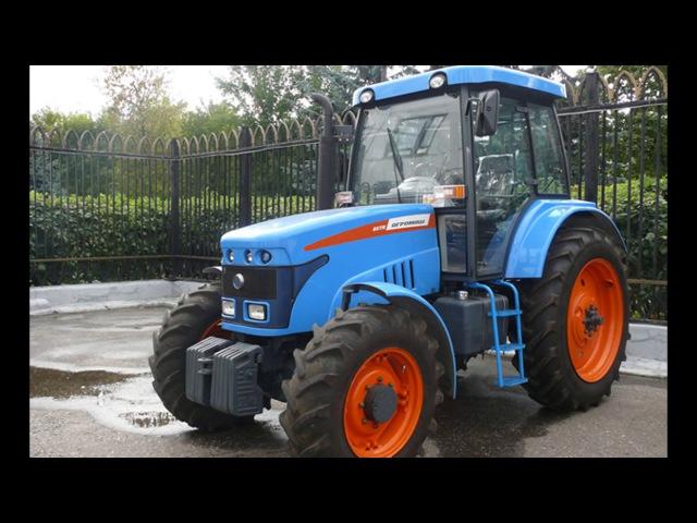 Трактор колесный Агромаш 85ТК