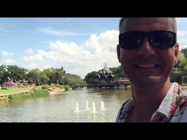 Парк Муанг Боран - парк со множеством имен.. Таиланд, 2016