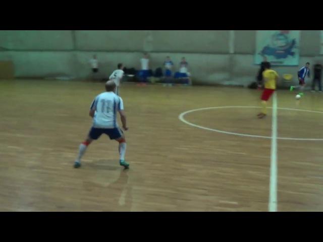 Aquasferra 2:1 Легион full   НМФЛ Донецк, дивизион Центр, 3 тур