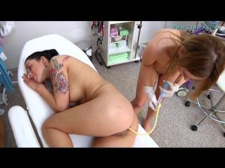 Gyno-X Laura  Leony 1 (part 1) Doctor, Anal checkup, Medical Fetish, Gyno Exam
