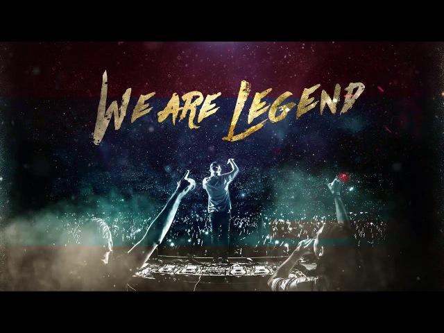Dimitri Vegas Like Mike vs Steve Aoki ft Abigail Breslin We Are Legend