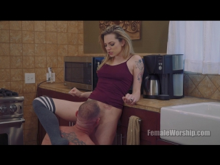 Female worship starring dahlia [ mistress доминирование slave kuni sex porno facesitting госпожа domina femdom domination ]