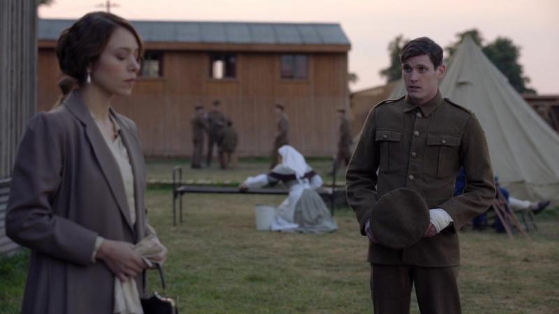Багряное поле 1 сезон 2 серия The Crimson Field HD 720p 2014