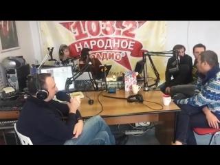 Владимир в эфире 'Народного радио',,Одесса