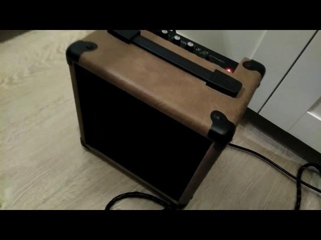 Обзор гитарного комбика YERASOV GAVROSH 8