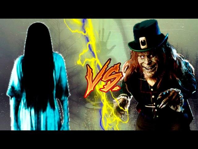 El Aro vs El Duende Maldito Especial Halloween 100 suscriptores 2 Cori Rap