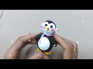3D Quilling Animal-Quilling Penguin Learning Video