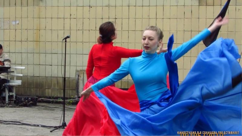 9 Мая ДК Октябрское праздничный концерт Донецк 1 часть
