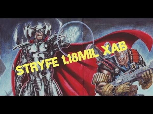 STRYFE 1 18mil XAB No Restriction Day