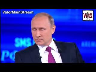 Для ВП Путин _ но я не буду этого делать, потому что мне лень