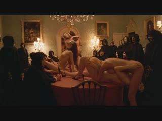 Оргия крови (эротический фильм ужасов - практически порно кино про групповой секс вампиров 2010)