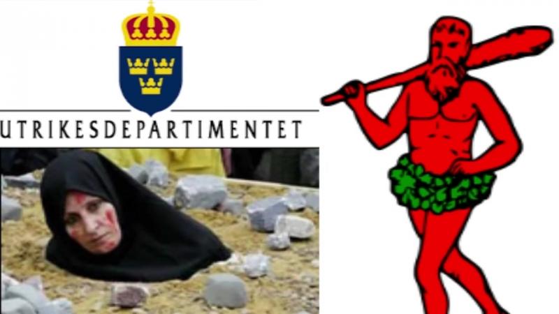 UD vägrar erkänna att Saudiarabien stenar kvinnor