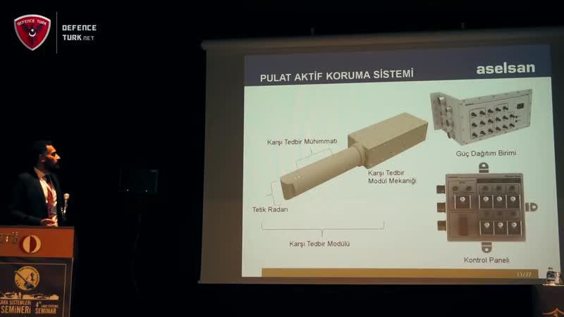ASELSAN Aktif Koruma Sistemleri Pulat AKS