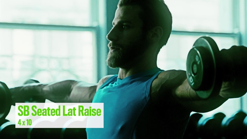The Workout to Light Up Your Legs Shoulders and Abs: Spring Trim Up Day 5