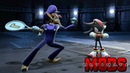 Waluigi vs Shadow the Hedgehog in Smash Ultimate!- Super Smash Bros. Ultimate Mods