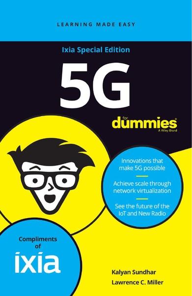 5G for Dummies by Kalyan Sundhar, Lawrence C