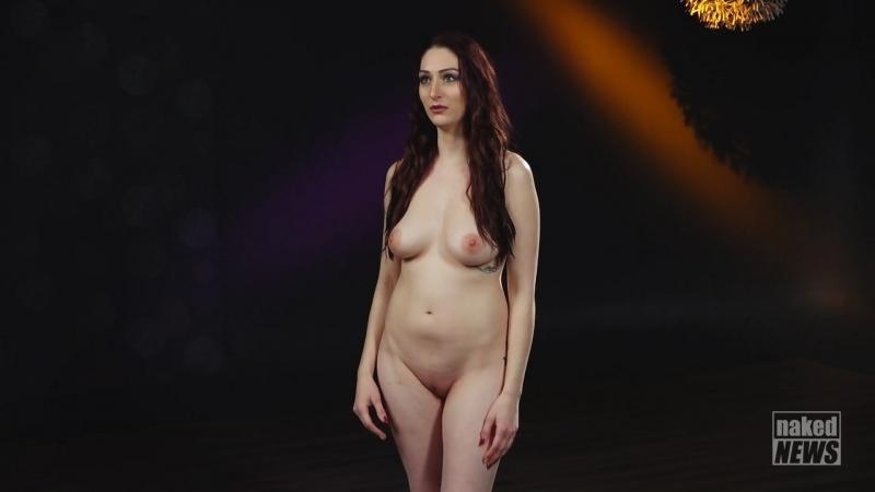 Free naked news casting