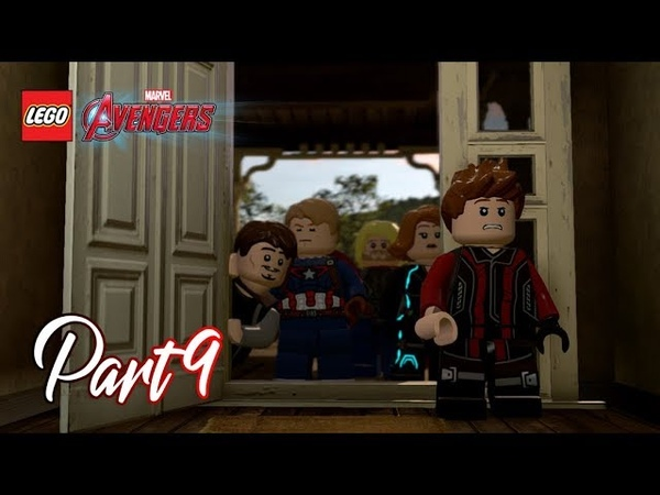 TEAM Avengers Menggagalkan Rencana Ultron - LEGO Marvel's Avengers
