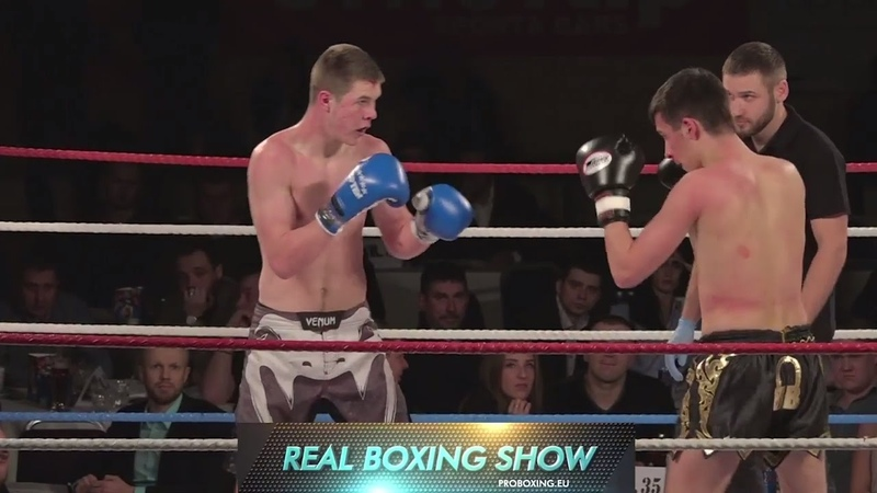 Professional boxing 11.03.2017 Fight 2